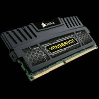 Corsair 8GB (1x8GB) Vengeance Black DDR3 PC12800 CMZ8GX3M1A1600C9