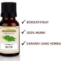 Happy Green Neem Oil (10 ml) - Minyak Mimba 100% Murni Bersertifikat