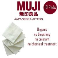 [10 Pads ] MUJI COTTON not cotton bacon /automix cotton/ rasaki cotton