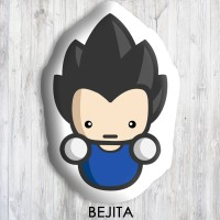 Bantal Boneka Dekorasi Superhero - Small Bejita Mini