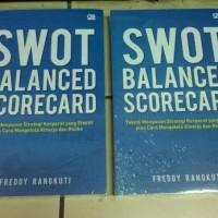 SWOT Balance Scorecard-Freddy Rangkuti