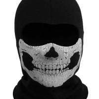 Balaclava skull / maker pelindung kepala wajah tengkorak