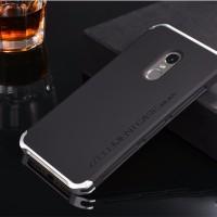 ELEMENT SOLACE Xiaomi Redmi Note 4 PRO Soft Hard back Slim Case Metal - Full Black