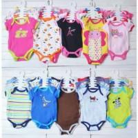 Grosir baju bayi branded charters paket usaha jumper jumpsuit