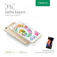 HP Oppo F1S New Ram 4Gb Rom 64Gb Ready Stok