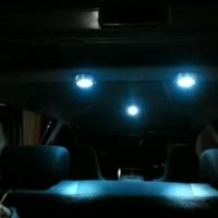Lampu LED Interior Mobil Dan Bagasi Ayla / Agya Tanpa Bobok Plafond .
