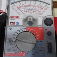 avo meter tester sanwa CX 506 a