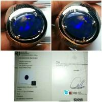 Batu Kalimaya Jarong Black Opal Australia 5.73 crt Sertifikat GRI