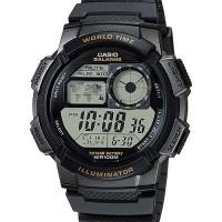 Jam tangan Casio AE-1000W-1AVDF Hitam