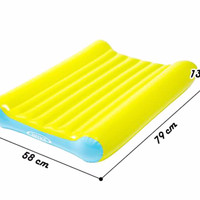 Baby Bed Change Mat Set with Manual Pump Baby on The Go - INTEX 48422