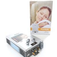 Water heater pemanas air gas Rapido INOX GI 6 S Modena Limited