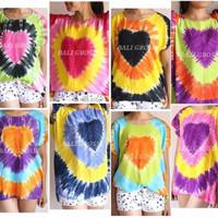 Baju Kaos Pelangi Bali / Kaos Bali
