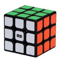 Rubik 3x3 Moyu Mini Aolong V2 Speed Cube Black