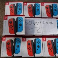 PALING MURAH !! Nintendo Switch - JoyCon (L/R)-Neon Red/Neon Blue