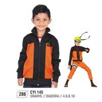 Jaket Anak Laki-Laki Naruto CATENZO JUNIOR