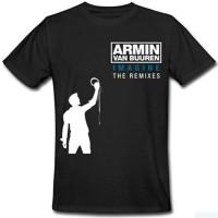 kaos dj armin van buuren/tshirt/baju/t-shirt