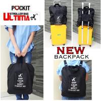 Ultima Pock it backpack tas stroller