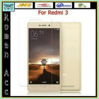 Tempered Glass Xiaomi Redmi 3 / 3x / 3s / 3pro Anti Gores Kaca