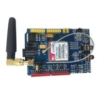 SIM900 GSM GPRS Shield Module compatible Arduino Uno mega SIM900L