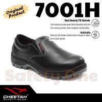 Cheetah 7001H - Sepatu Safety Shoes Ringan Anti Statis Ergonomis