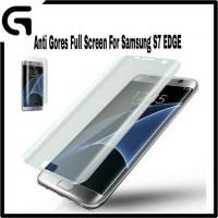 Anti Gores Samsung Galaxy S7 Edge Screen Anti Shock Full
