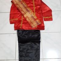 Baju Adat Batak (Sumatera Utara) Anak Laki - laki