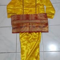 Baju Adat Palembang Anak Laki - laki