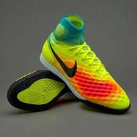 Sepatu Futsal Nike Superfly Magista Obra II Yellow Volt