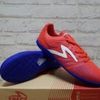 Sepatu Futsal Specs Apache Red Poppy 400567