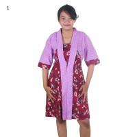 Dress Batik Arumi
