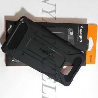 Spigen Capsule Samsung Galaxy Note 5 Soft/Case/Rugged Armor/Carbon