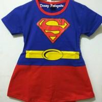 Baju Anak Wanita Supergirl/Baju karakter
