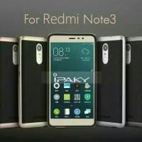 ORIGINAL Casing Ipaky Case Xiaomi redmi note 3 FREE TEMPERED GLASS