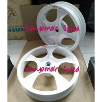 Velg POWER Vario 125 - Vario 150 - PCX 2.15 - 3.50 inch White & Black