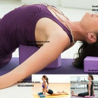 Yoga Block Foam / Balok Yoga Foam Import/ Pilates / Yoga Pialtes Murah
