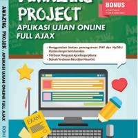 Amazing Project Aplikasi Ujian Online Full Ajax