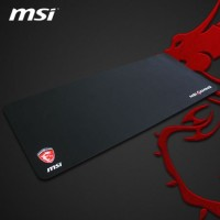 MSI Extended Gaming Mousepad + MSI Interceptor DS B1 Gaming Mouse