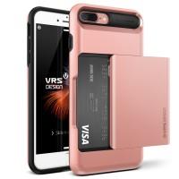 VERUS Damda Glide Case iPhone 8 Plus / iPhone 7 Plus - ROSE GOLD