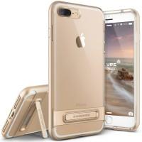 VERUS Crystal Bumper Case iPhone 8 Plus / iPhone 7 Plus - SHINE GOLD