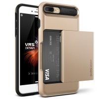 VERUS Damda Glide Case iPhone 8 Plus / iPhone 7 Plus - SHINE GOLD