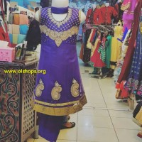 Baju India Anak Cewek Perempuan Anarkhali Lehenga Import 08