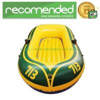 Perahu Karet Memancing Inflatable Boat - Yellow