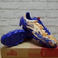 Sepatu Bola Specs Geronimo Cocoon Blue 100685
