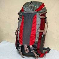 Daypack/semi carrier/tas gunung free cover consina victoria 45 l ori/a