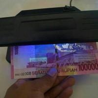 Mesin Detektor Uang Kertas |Money Detector