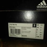 Sepatu Bola Adidas F10 TRX FG