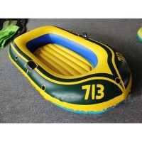 Perahu Karet Inflatable/ Pelampung Renang
