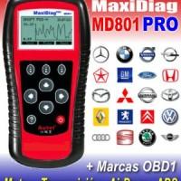 Autel Pro MaxiDiag MD801 (JP701 + EU702 + US703 + FR704) MD 801