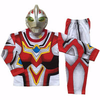 Promo Gilaaa ! Baju Anak Kostum Topeng Superhero Ultraman Go