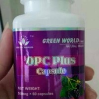 OPC Plus capsule Green World